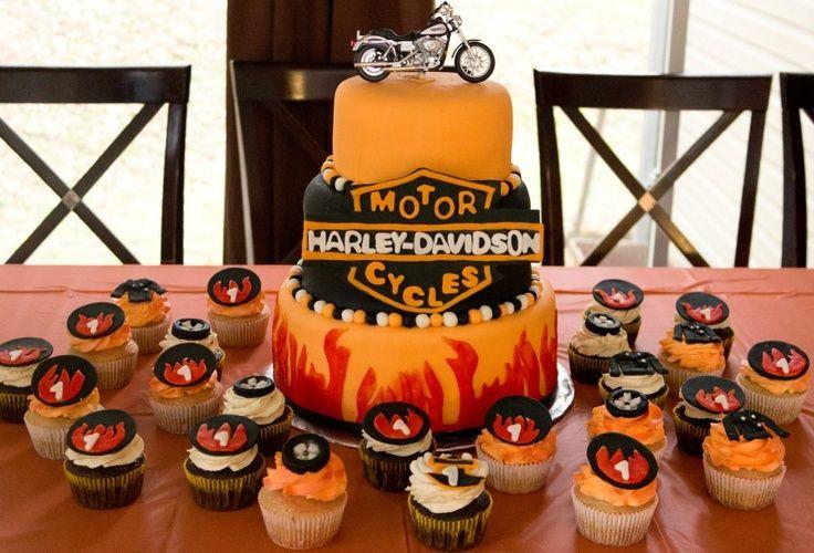 Harley Davidson Party Decorating Ideas Via Jimmy Camacho Party