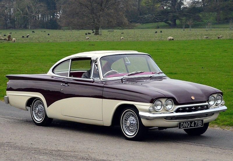 1964 Ford Consul Capri 335 Maintenance Restoration Of Old Vintage Vehicles The Material For New Cogs Caste Classic Cars Classic Cars British Ford Classic Cars