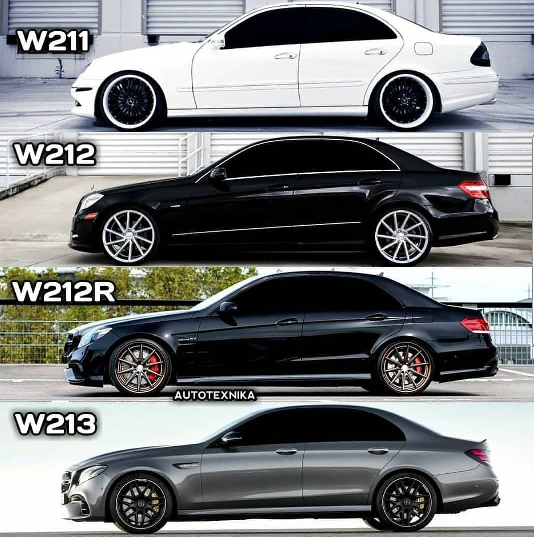 W211 W212 W212r Or W213 Follow Bbsupercars For More Photo By