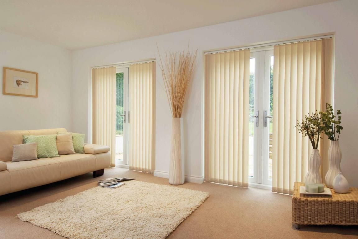 How To Beautify Your Patio Door Curtain Perfectly Living Room Blinds Curtains With Blinds Blinds And Curtains Living Room