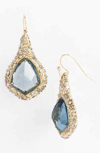 Alexis Bittar Miss Havisham Crystal Encrusted Kite Earrings Available At Nordstrom