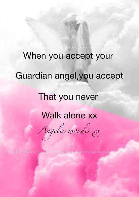 Accepting help from the Angels is inviting the mystery of life into your experience of life