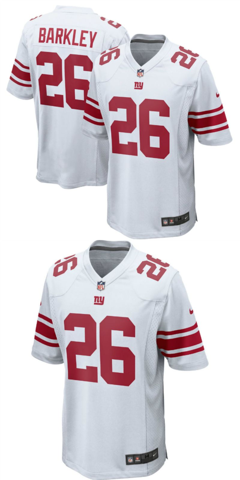 new product 8d773 fd50e 2019 的UP TO 70% OFF. Saquon Barkley New York Giants Nike ...
