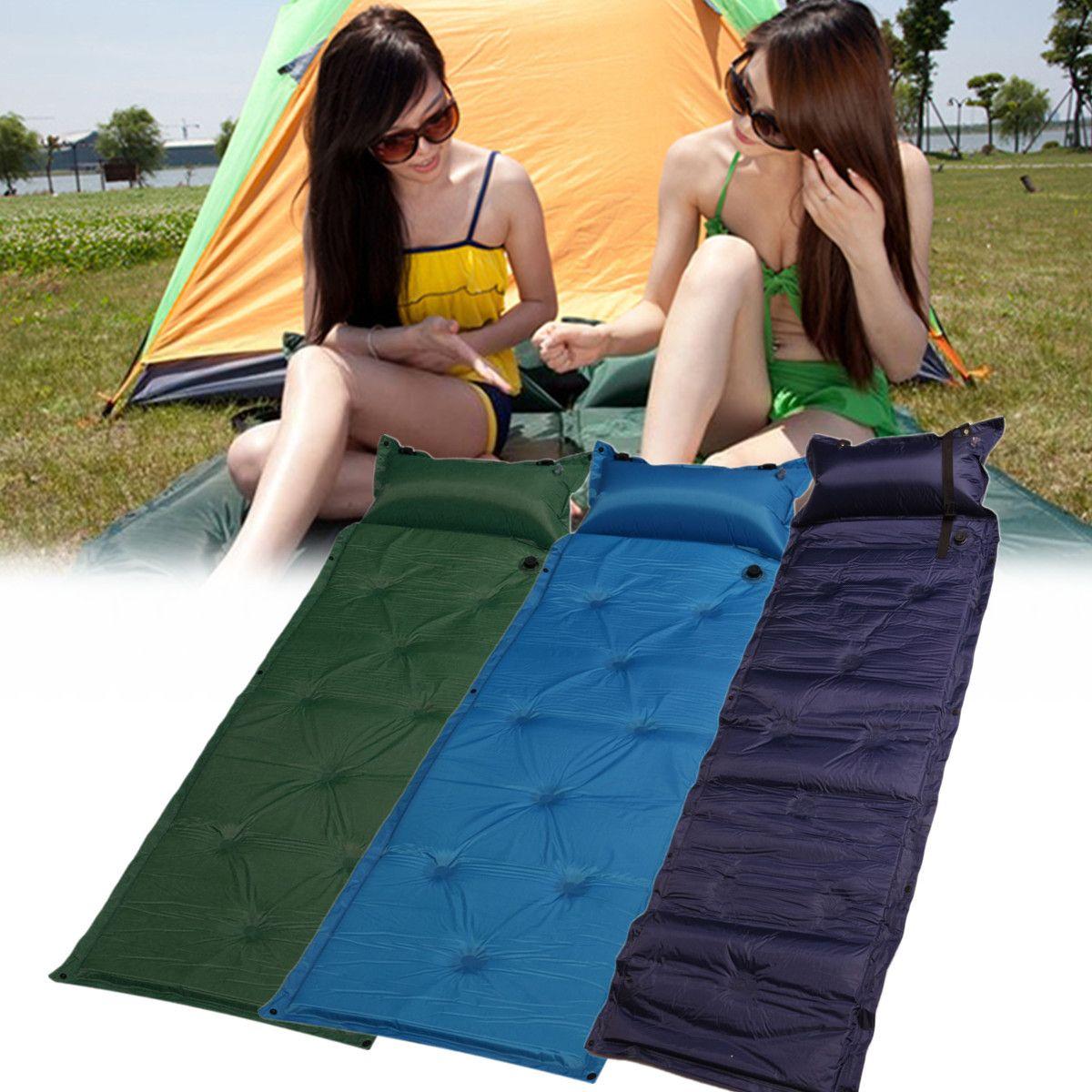 sale 18 22 69 ipreea 183x57x2 5cm self inflatable air mattress