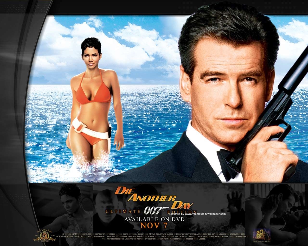 james bond movies die another day - Google Search