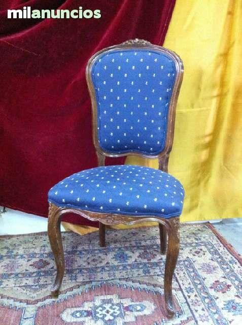 Perroverdeshop vintage muebles sillas ref p038 for Sillas milanuncios