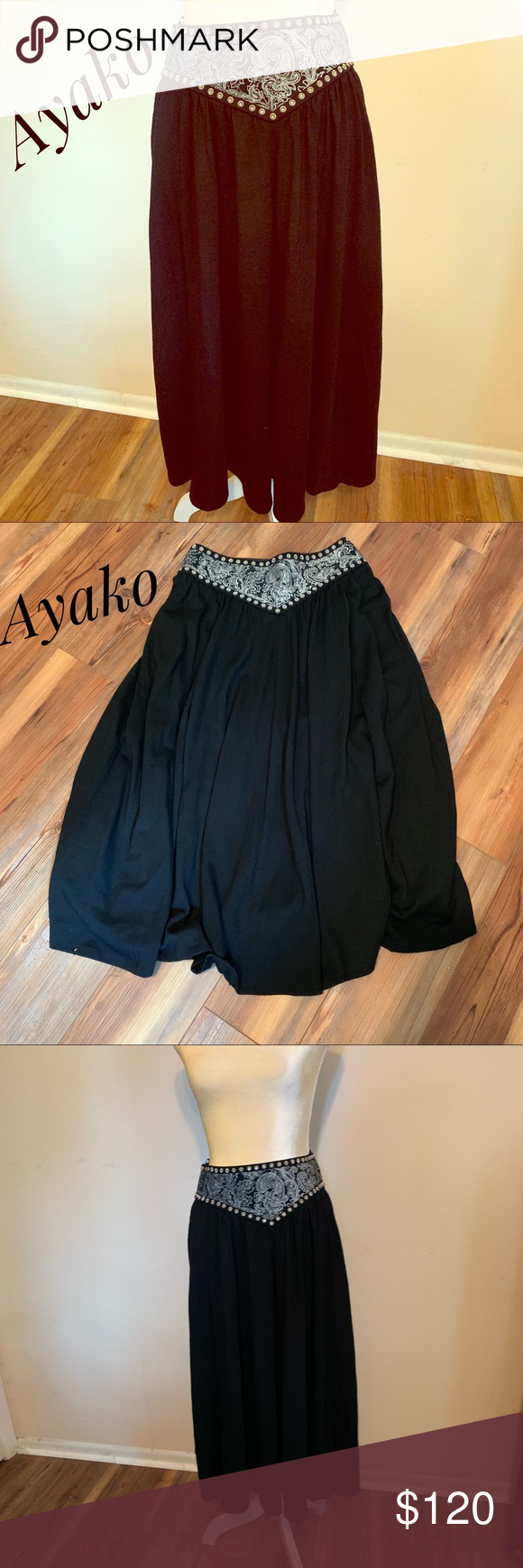 Photo of Ayala Skirt Rare Ayako Skirt. I believe this is a size 8, ju…