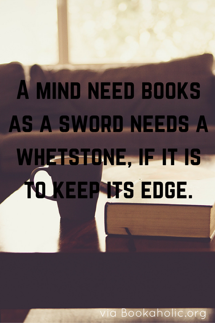 12 Beautiful Quotes about Books and Reading