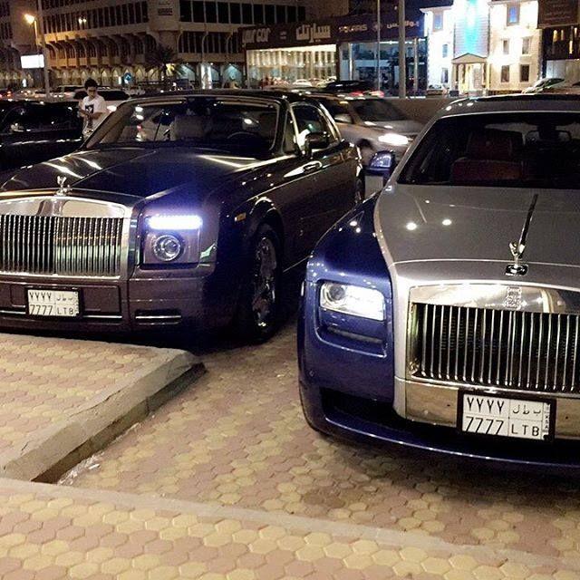 Rolls Royce Ghost And Phantom Drophead In Saudi Exoticcar