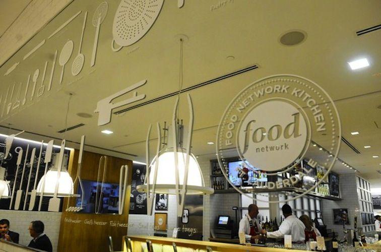 Food Network Restaurant