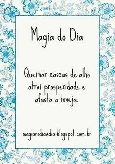 Magias Do Dia | Shared Folder | Wicca & Bruxaria Amino