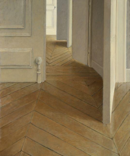 Anne Françoise Couloumy ART ☰ A Couloumy Pinterest Peinture - Peindre Des Portes En Bois