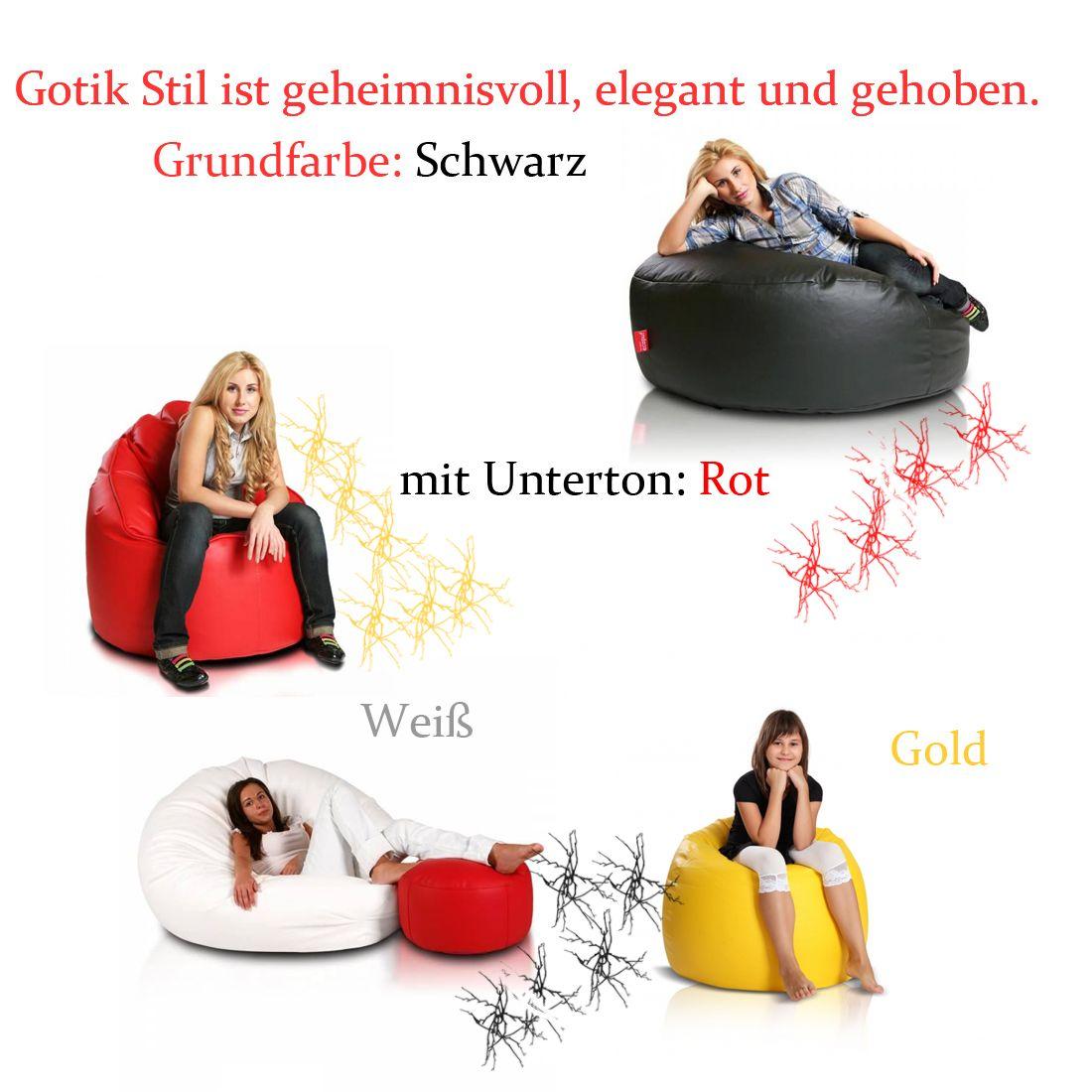 Der gotik Stil, was hier passt? Mögen Sie dieser Stil oder sind Sie Fanatiker der hellen Farben? Ab und zu genügt nur Dekoration in der Form Sessel oder Sitzsack. #form #sessel #Sitzsack #Gotik #Stil www.furini-sitzsack.de