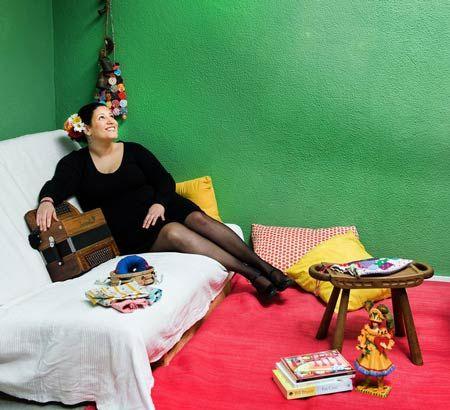 Celina da Piedade ofrecerá esta noche un concierto en Vigo.