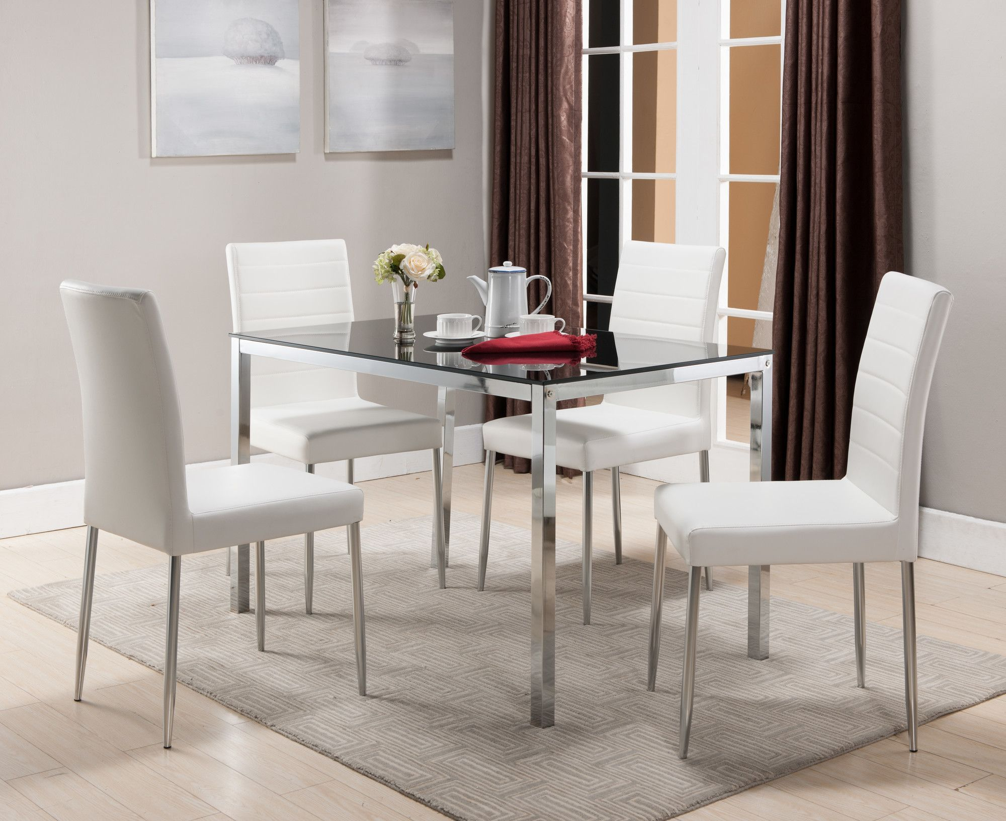 29++ Dining table and 6 chairs wayfair Ideas