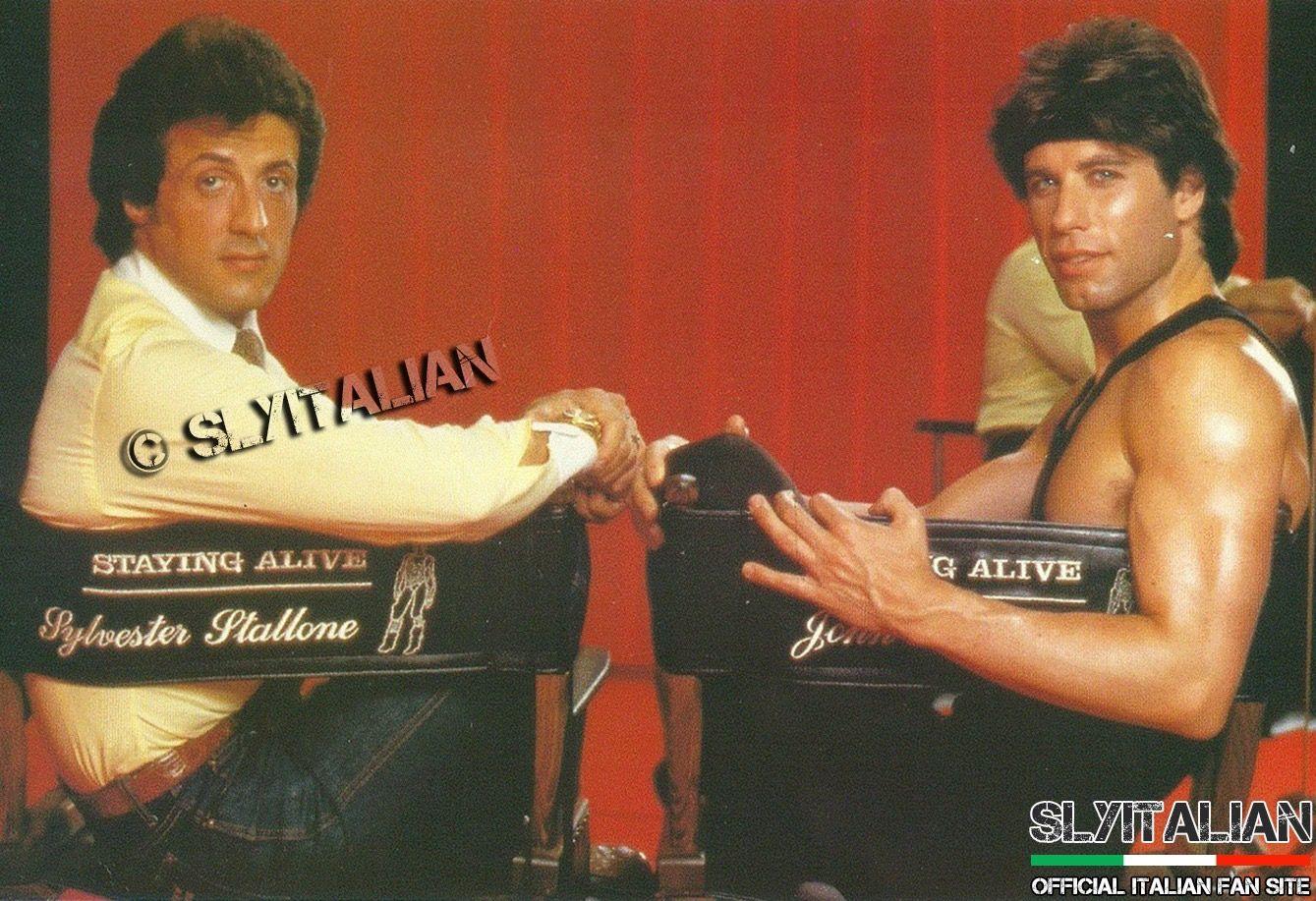 Pin De Clara Watkins En Sylvester Stallone