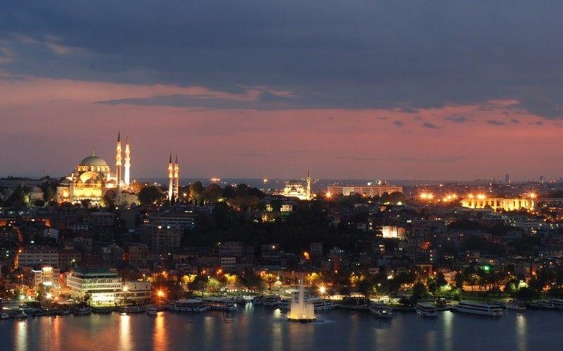 Golden Horn, İstanbul