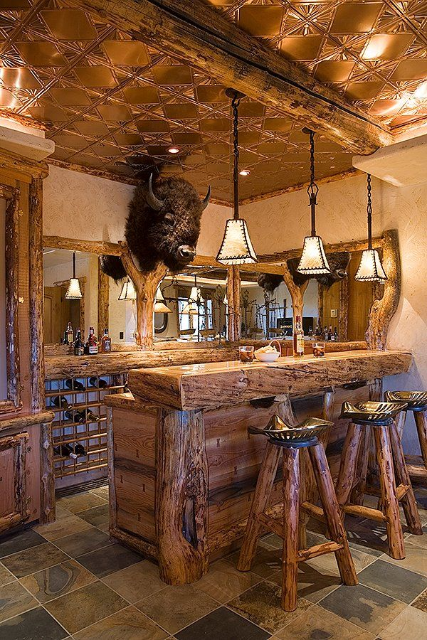 Shared from Kuhns Bros. Log Homes, Inc. pinned with