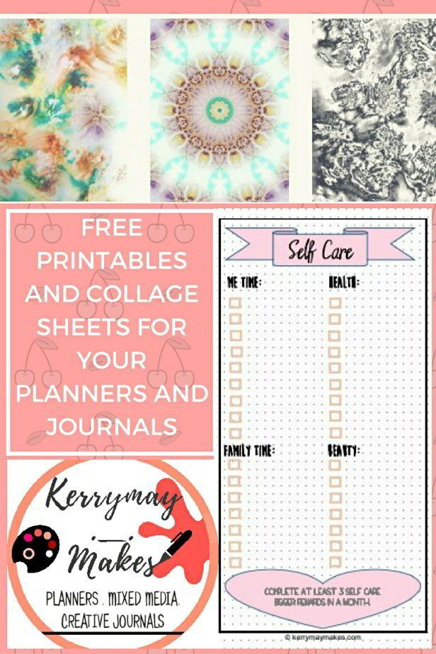 Free Members Goodies - Printables and Collage Sheets for your - sign up sheets template