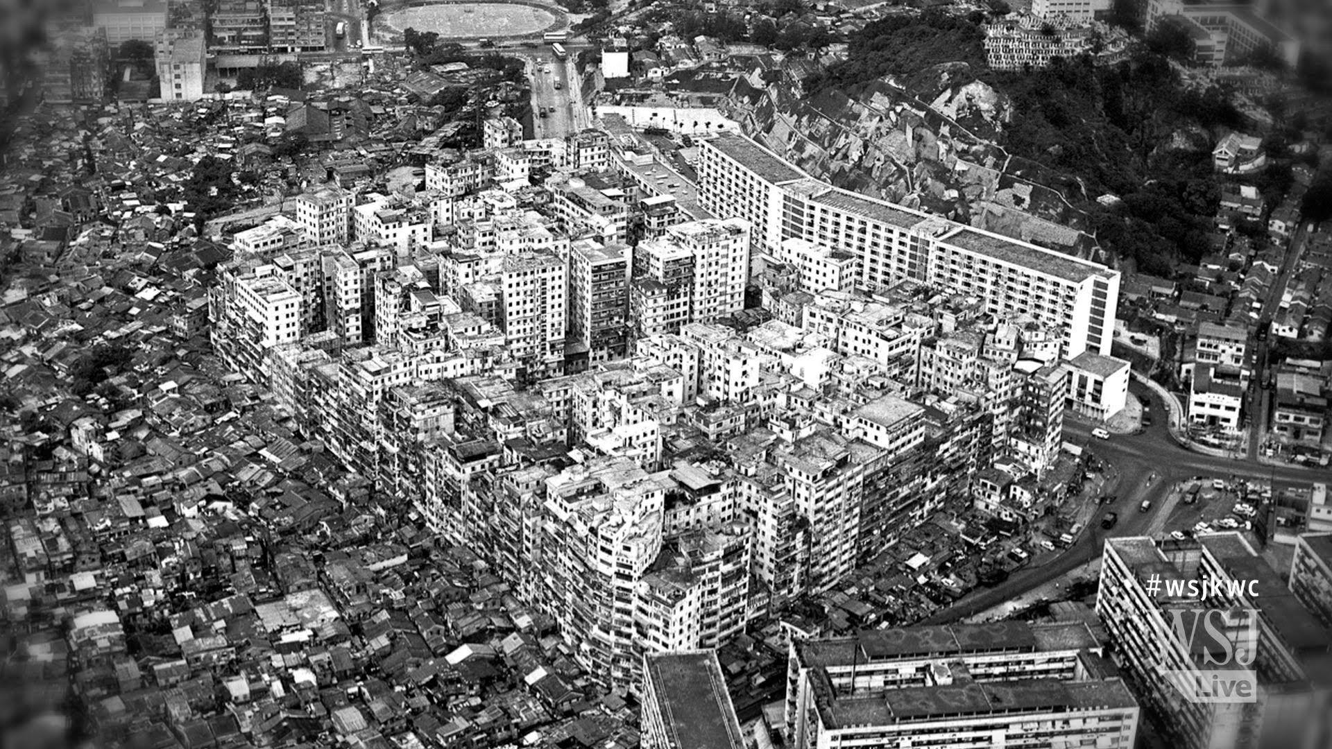 Kowloon hong kong The Kowloon Walled City
