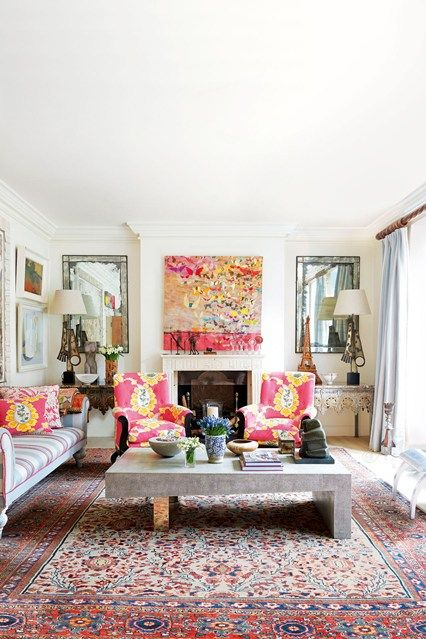 kit kemp interior design - 1000+ images about Living on Pinterest Living room makeovers ...