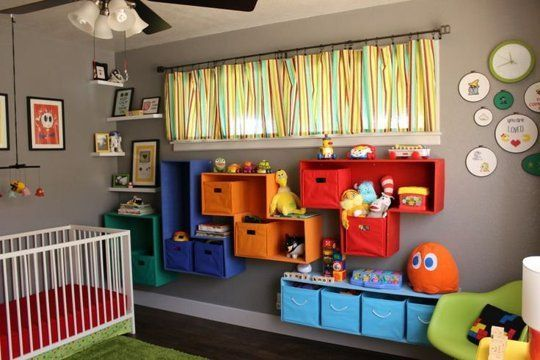 Game On Video Game Themed Nurseries Video Game Bedroom Nursery