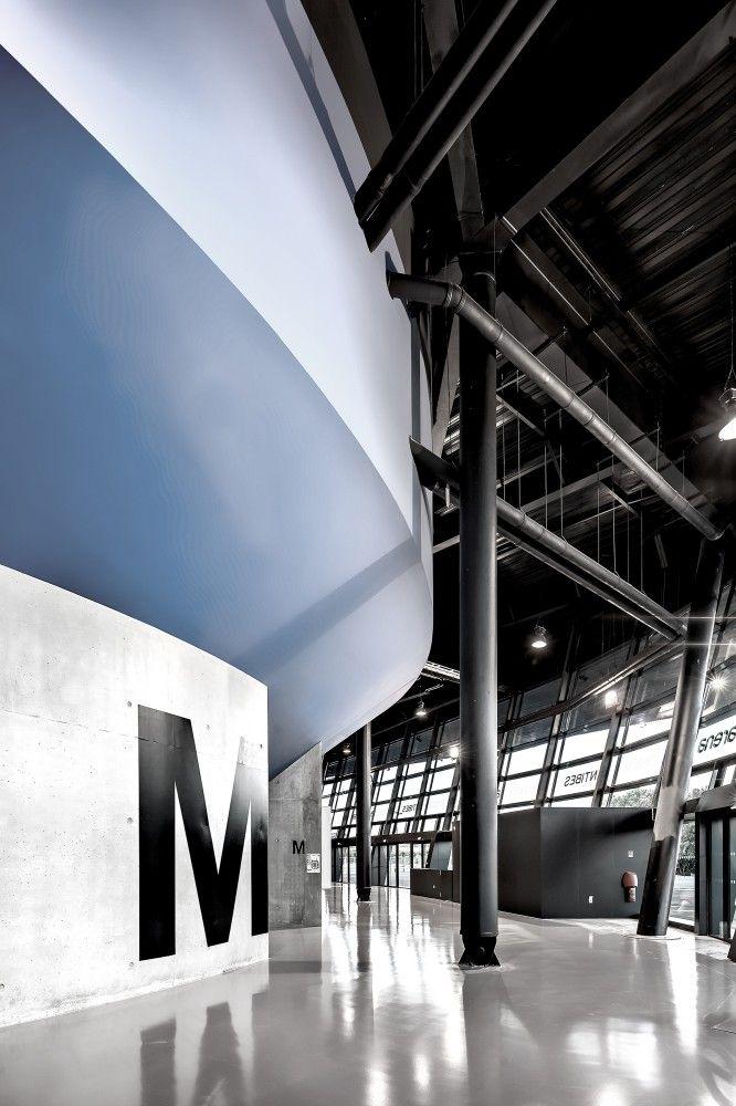 Gallery of Azur Arena / Auer Weber - 5. Commercial InteriorsInterior  ArchitectureInterior DesignAmazing ...