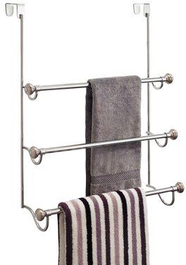 Superbe York Over The Shower Door Towel Rack