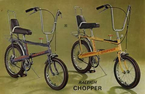 Old skool bikes