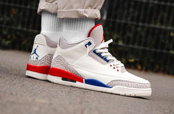 Are You Copping The Air Jordan 3 International Flight (Charity Game ... 0658443d0