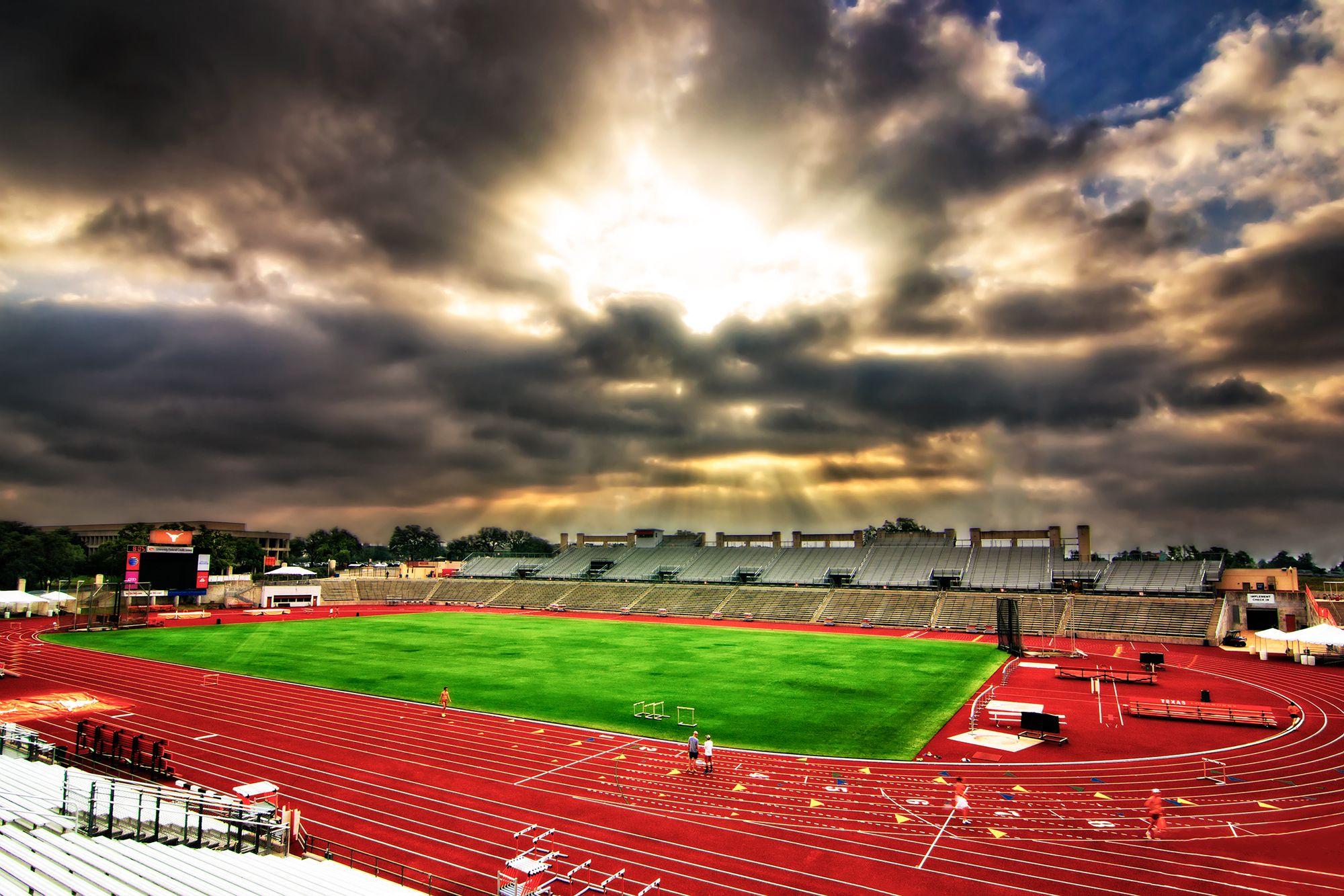 University Texas Track & Field