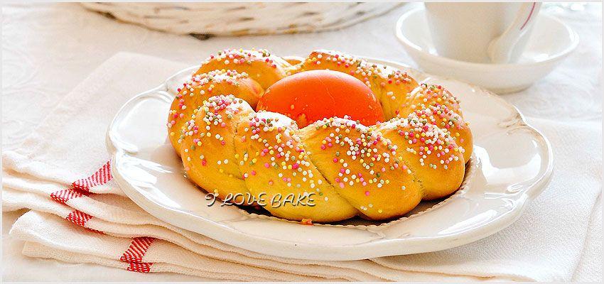 Włoskie bułeczki na Wielkanoc (Pane di Pasqua) – przepis