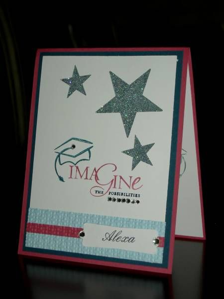Graduation Possibilities by cindy501 - Cards and Paper Crafts at Splitcoaststampers