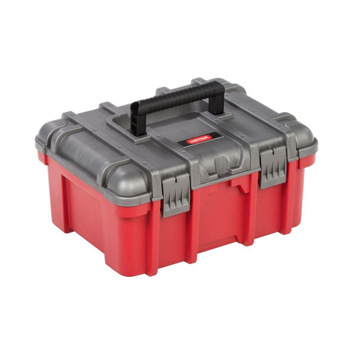 Skrzynka Na Narzedzia Master Pro Wide Toolbox 16 Keter Tool Box Master Luggage