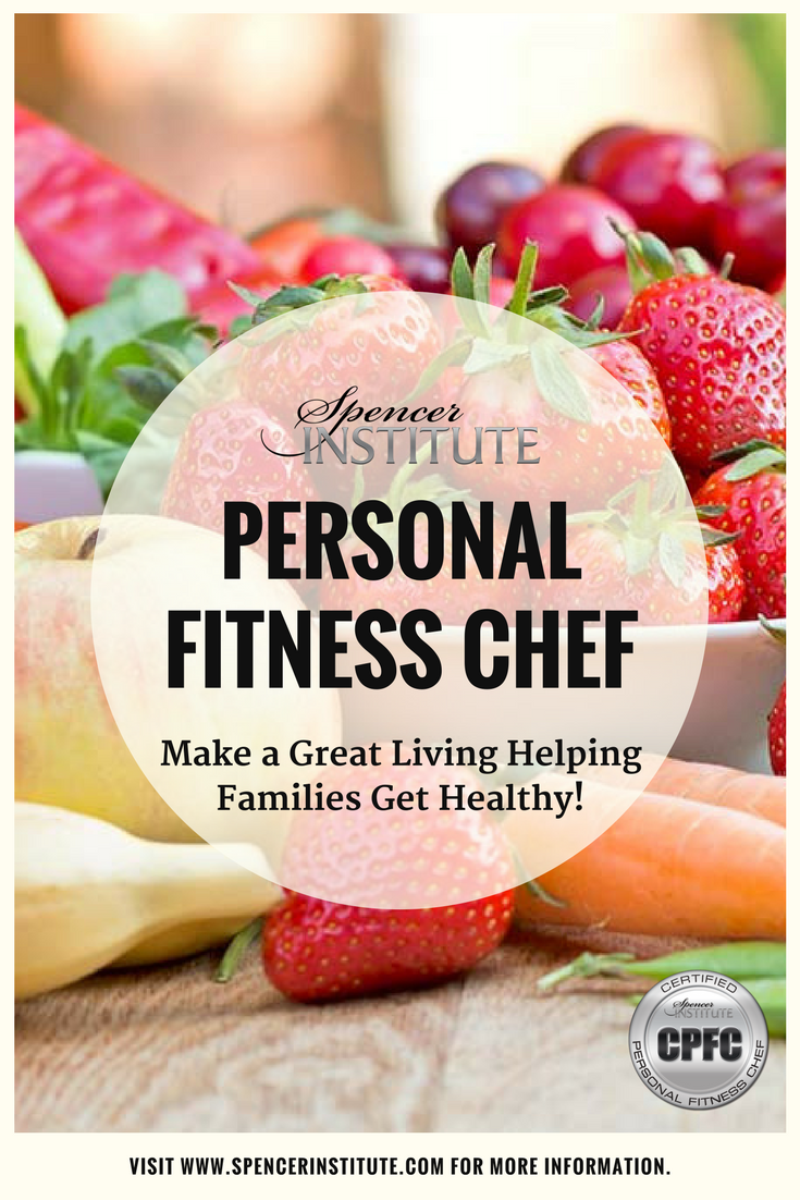 Personal Fitness Chef Certification Pinterest Personal Fitness