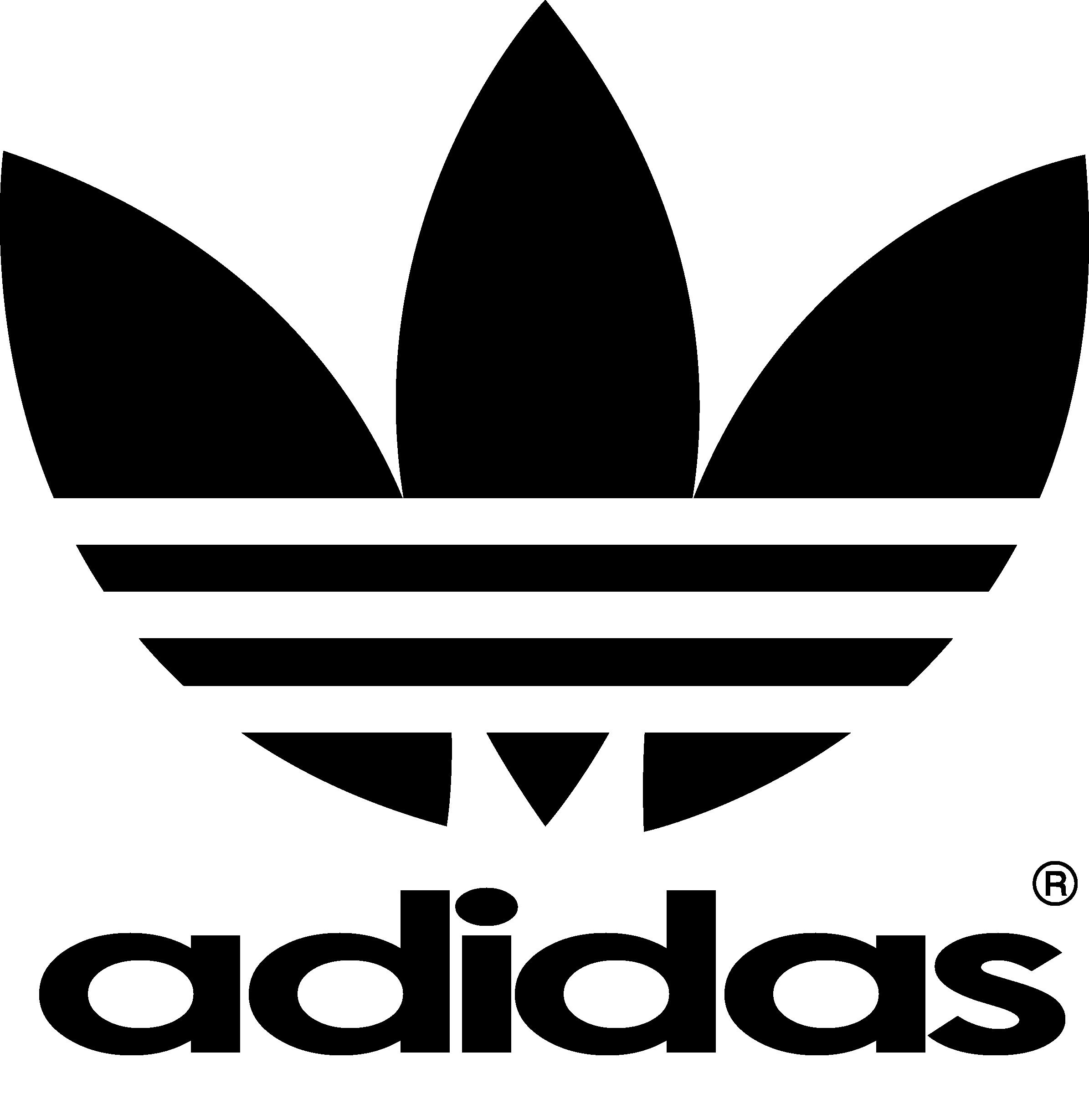 Adidas Logo | Logo designs | Clothing brand logos, Logo ...
