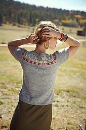 Ravelry: Edelweiss Cardigan pattern by Cassie Castillo