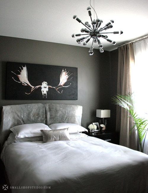Inspirational Wall Colors for Small Bedrooms