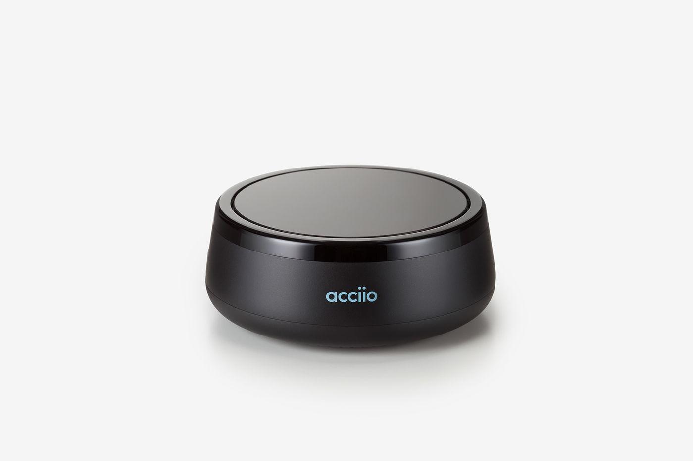 ACCIIO Air on Behance | Interactive design, Design details
