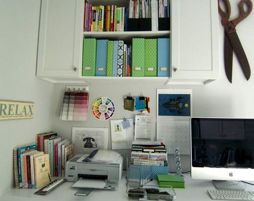 Home Office Storage Ideas