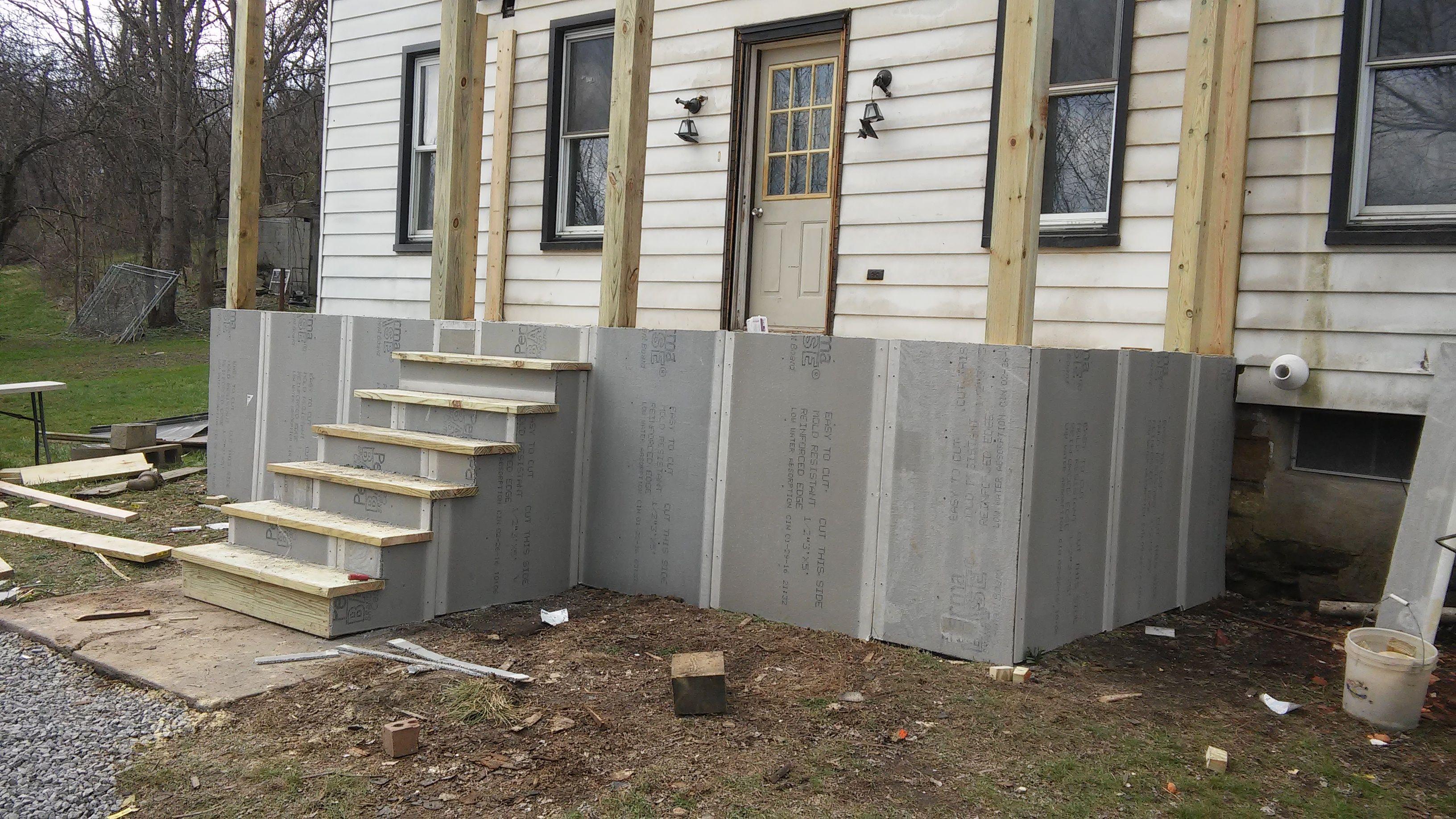 Luxury Cement Board for Basement Walls