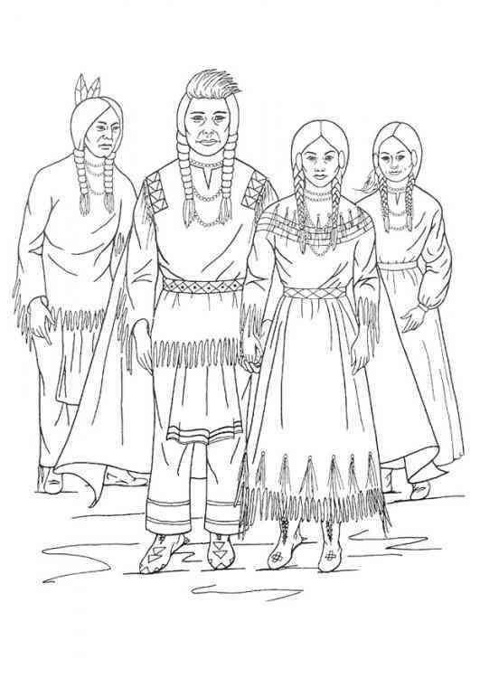 indianer 20 ausmalbilder  pc dekstop full hd wallpapers