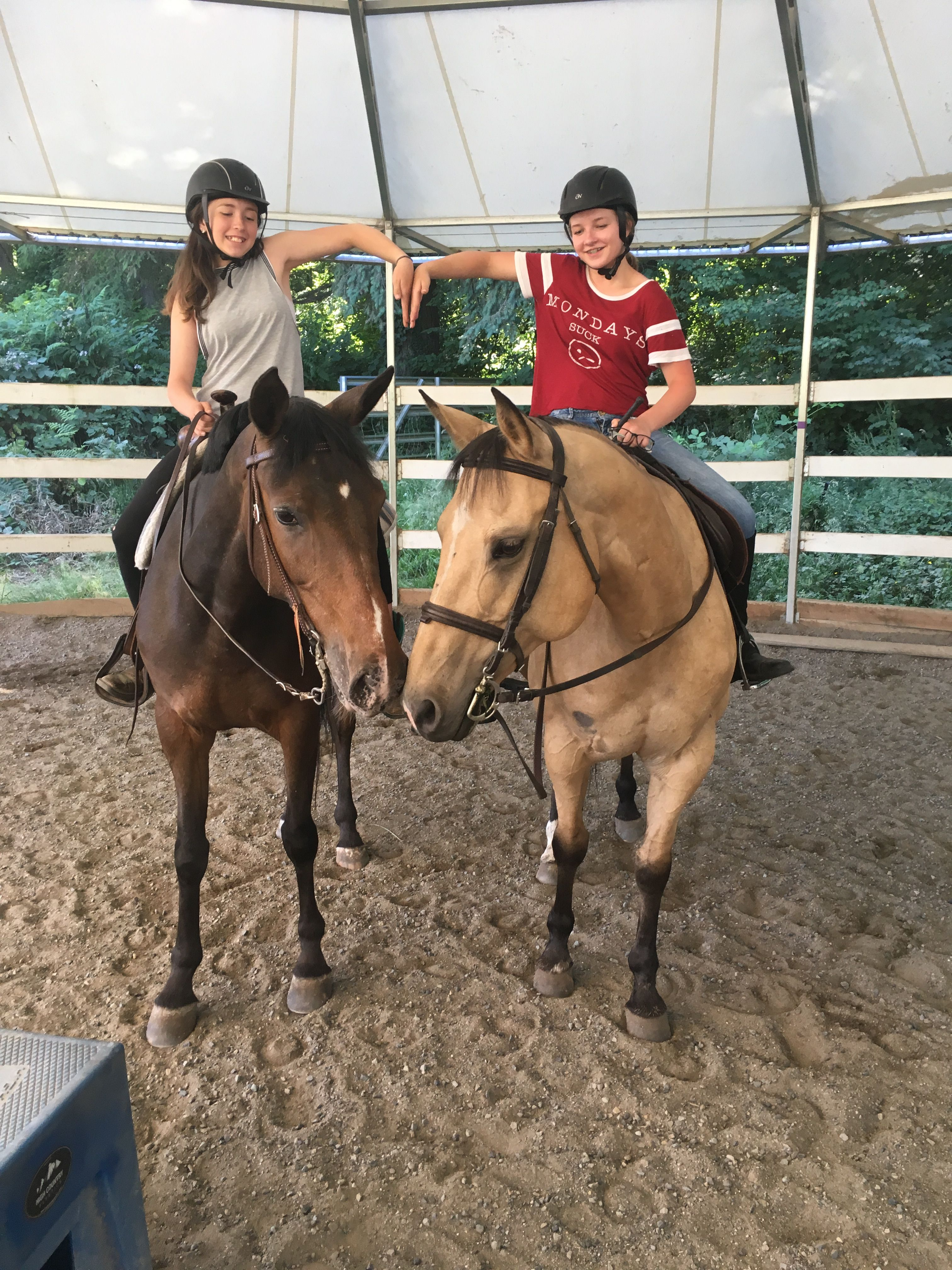 Best Friends Horseback Riding Ride Like A Girl Eva Board