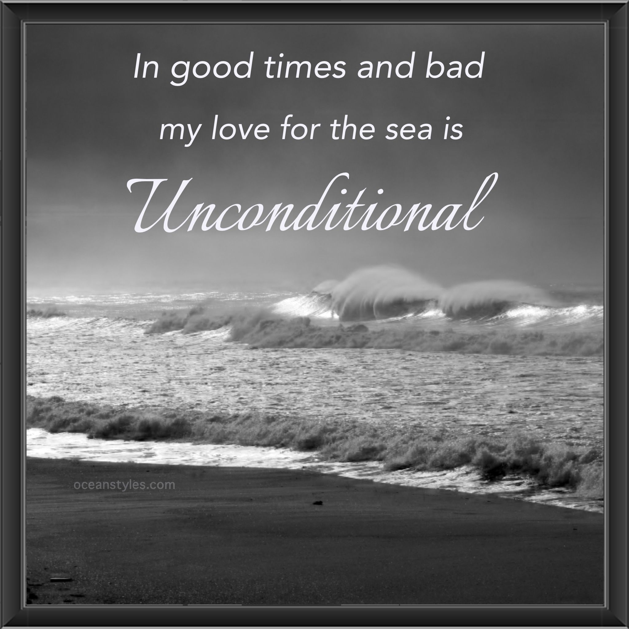 Quotes About The Ocean And Love: Ocean, Beach, Ocean Quotes