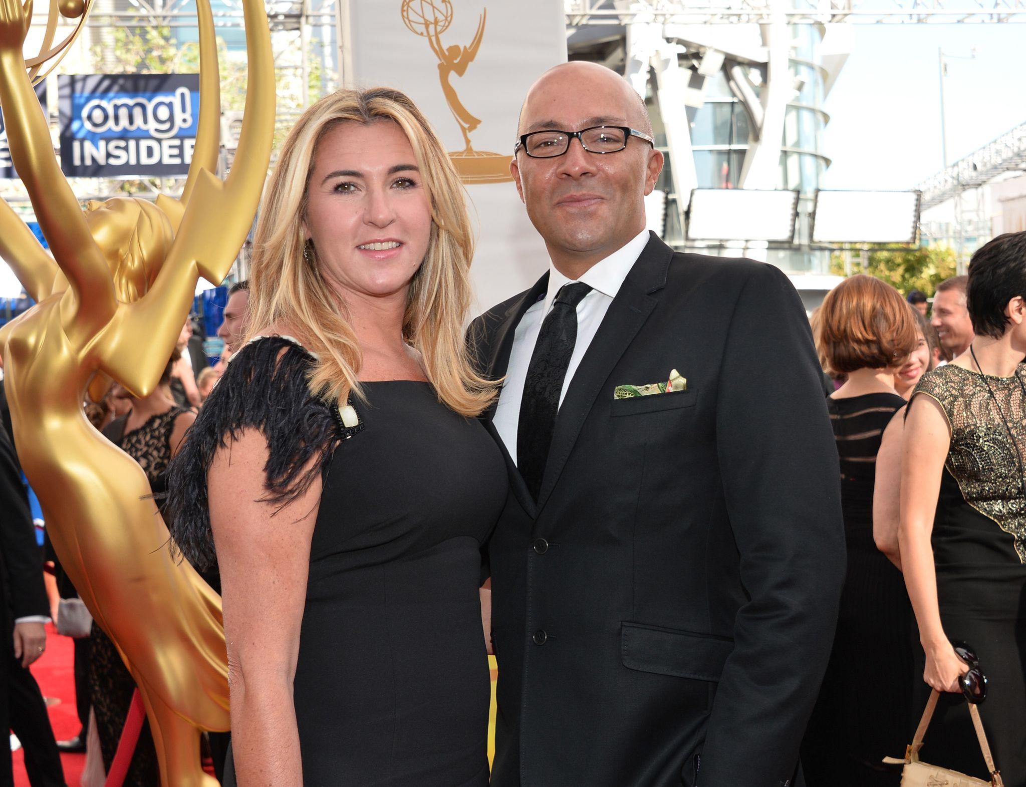 2013 Emmy Awards - Emmy nominated producer of The Bible, Nancy Dubuc