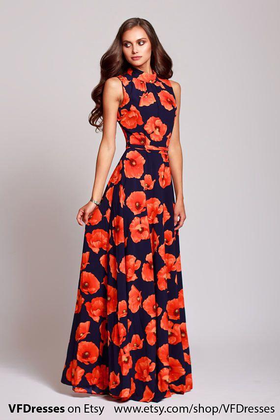 9314877895f5 Long summer dress