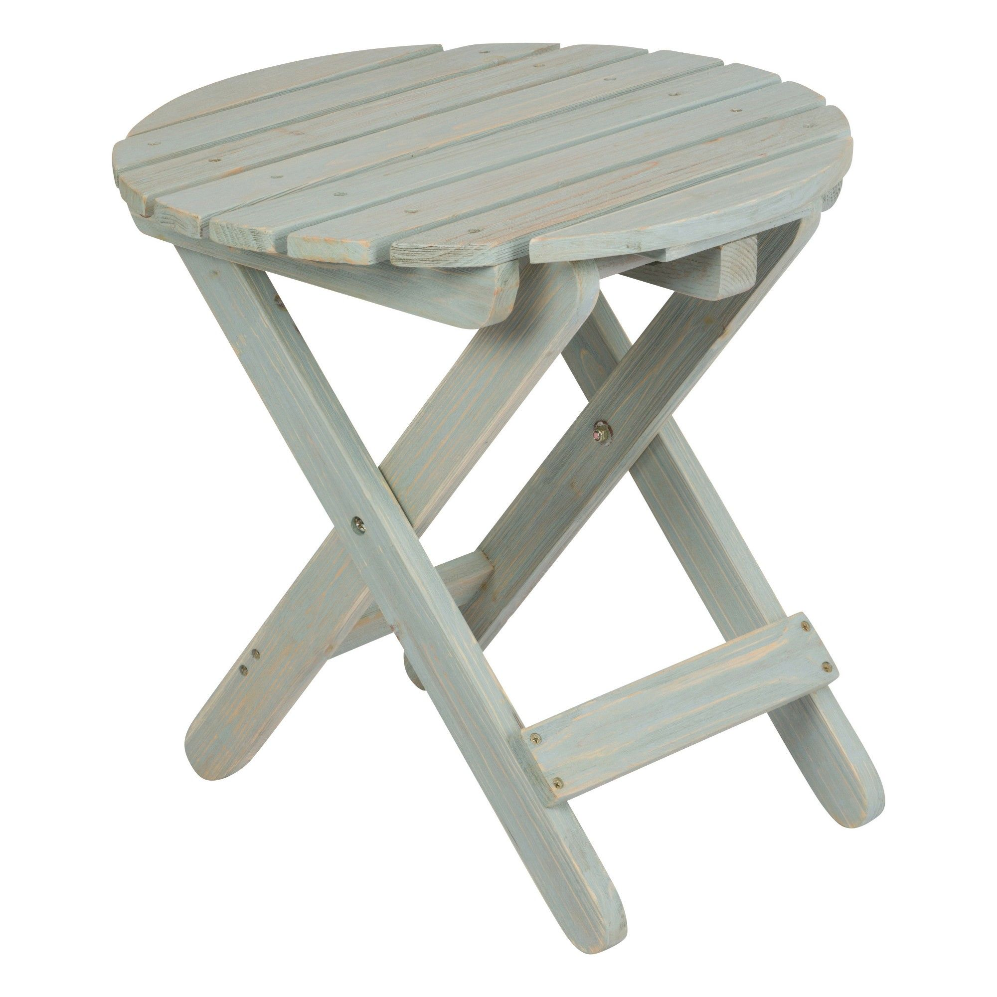 Lovely Round Collapsible Table
