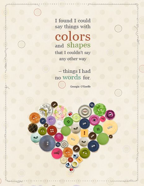 Hearts Colours Perfection Quotes Quilting Quotes Quotes