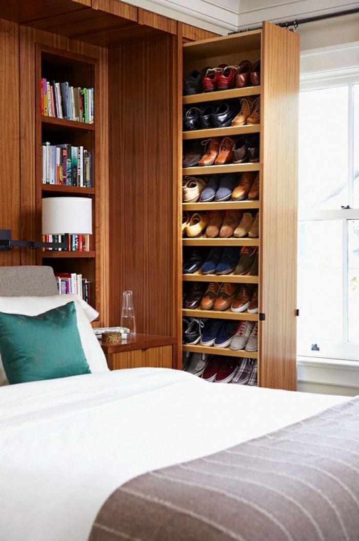 Das Schlafzimmer gestalten und mehr Stauraum schaffen Wohnen