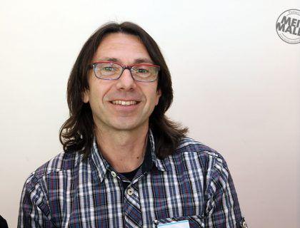 Malermeister José Castillo aus Mannheim